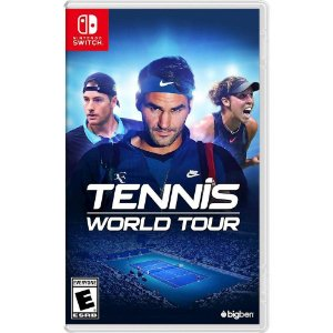Jogo Tennis World Tour - Switch