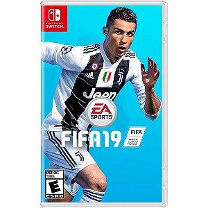 Jogo Fifa19 - switch