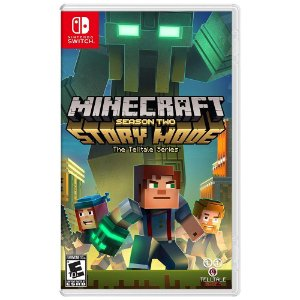 Jogo Minecraft Story Mode Season Two - Switch