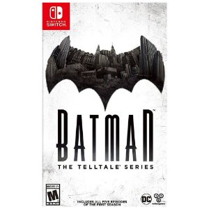 Jogo Batman The Telltale Series Switch