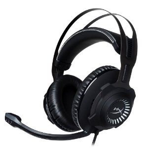 Headset Gamer HyperX Cloud Revolver - HX-HSCR-GM - Preto/Cinza
