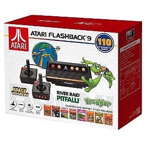 Console Retro Atari Flashback 9 AR3050 com 110 Jogos