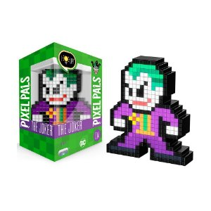 Luminária Pixel Pals The Joker 014 DC Comics - PDP