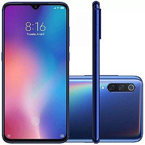 "Smartphone Xiaomi Mi 9 64GB/6GB 48MP+12.0 Tela 6,39"" Ocean Blue/Azul"