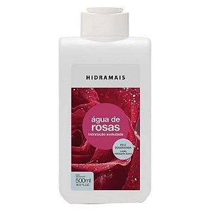 Loção Hidratante ÁGUA DE ROSAS 500ml Hidramais