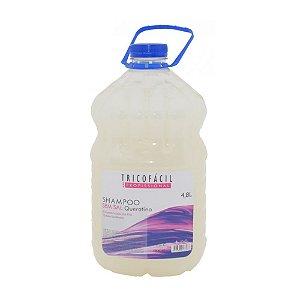 Shampoo SEM SAL QUERATINA 4,8L Tricofácil