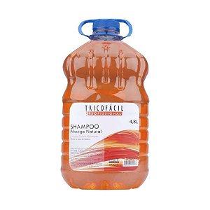Shampoo de PESSEGO NATURAL 4,8L Tricofácil