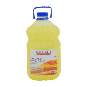Shampoo MANTEIGA DE KARITE 4,8 L Tricofácil