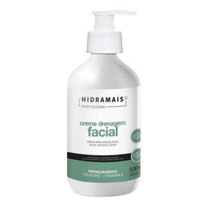 Creme Drenagem Facial 500ml Hidramais