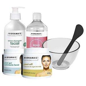 Kit Tratamento Facial Profissional Hidramais