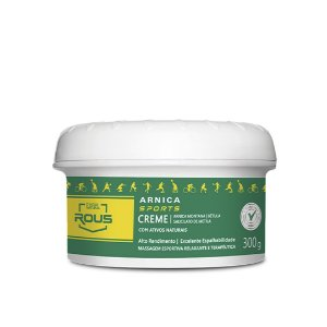 Creme de Massagem Arnica Sports 300g D'Água Natural
