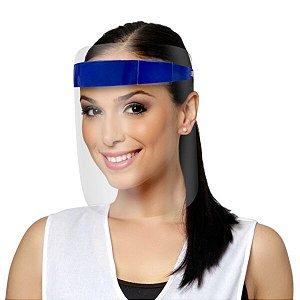 Protetor Facial Plástico Transparente Santa Clara