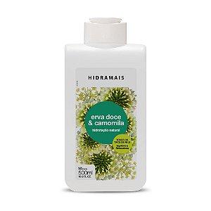 Loção Desodorante Erva Doce & Camomila 500ml Hidramais