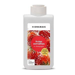 Loção Desodorante Frutas Vermelhas & Champagne 500ml Hidramais