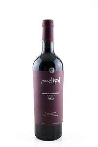 Vinho Tinto Melipal Nazarenas Vineyard Malbec 2012