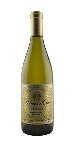 Vinho Branco Ménage à Trois Gold Chardonnay 2015