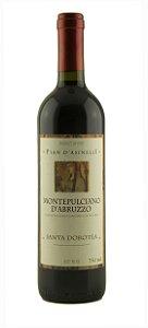 Vinho Tinto Montepulciano D'Abruzzo  DOC Santa Dorotea Pian D'Asinelli  2015