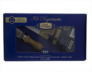 Kit Degustação Gran Formaggio com 3 peças