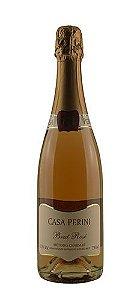 Vinho  Espumante Brut Rosé Casa Perini Método Charmat