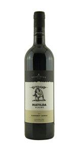 Vinho Tinto Matilda Plain Cabernet - Shiraz 2013