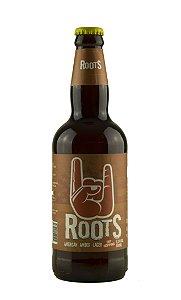 Cerveja Roots American Amber Lager