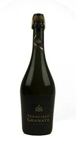 Vinho Branco Espumante Francisco Granata Extra Brut 2013