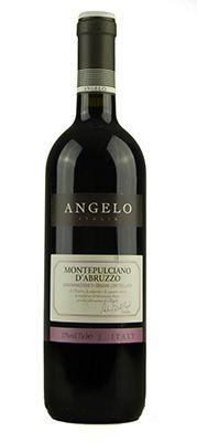 Vinho Tinto Angelo Montepulciano D'Abruzzo DOC 2015