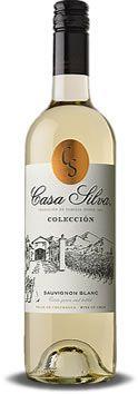 Vinho Branco Casa Silva Colección Sauvignon Blanc 2017