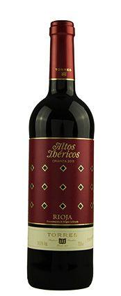 Vinho Tinto Altos Ibéricos Rioja DOC 2015