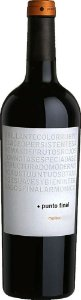 Vinho Tinto Punto Final Gran Reserva Malbec Etiqueta Branca 2015