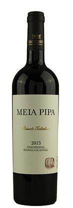 Vinho Tinto Meia Pipa Bacalhoa Private Selection 2013