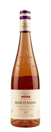 Vinho Rosé D'Anjou Calvet  AOP 2017