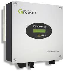 INVERSOR ONGRID GROWATT  (grid Tie)5500-s -Com  Inmetro - SEM WIFI