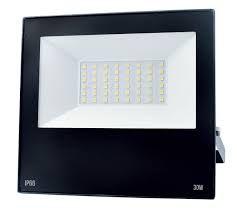Refletor Holofote Micro Led SMD 50w Branco Frio.