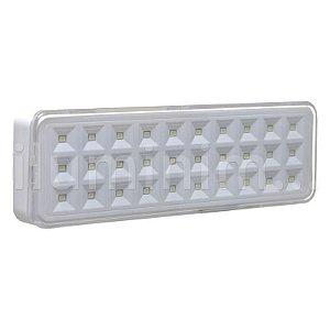 Luminária Emergência 30LEDS