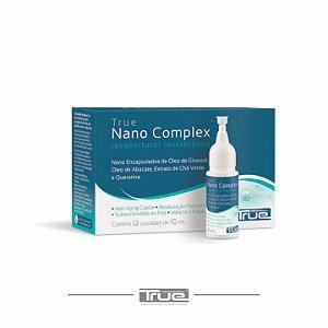 Ampola Reconstrução Instantânea True Nano Complex 10ml caixa com 12 unidades