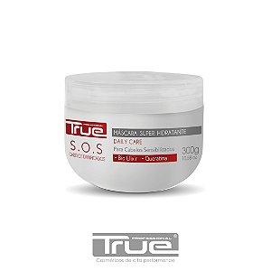 Máscara super hidratante Daily Care S.O.S cabelos danificados  300g