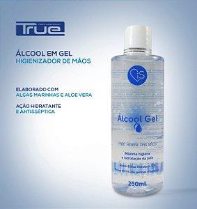 Álcool Gel True Brasil Cosméticos