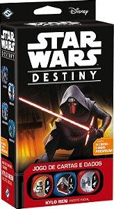 Star Wars Destiny - Pacote Inicial Kyle Ren