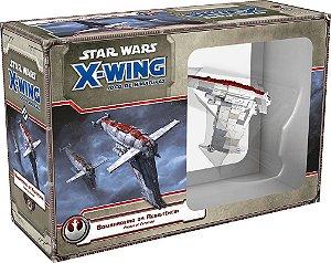 Star Wars X-Wing - Bombardeiro da Resistência