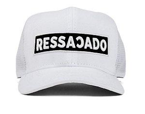 Boné RESSACADO- All White