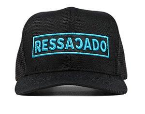 Boné RESSACADO- Azul