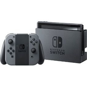 CONSOLE NINTENDO SWITCH 32GB CINZA