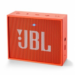 SPEAKER PORTÁTIL JBL GO BLUETOOTH LARANJA
