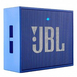 SPEAKER PORTÁTIL JBL GO BLUETOOTH AZUL
