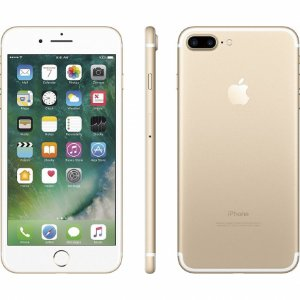 CELULAR APPLE IPHONE 7 PLUS 32GB A1784 DOURADO