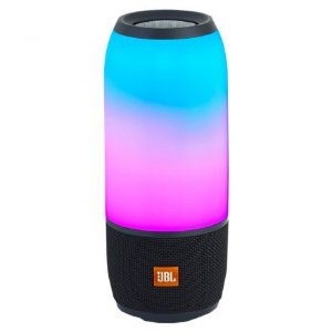 SPEAKER JBL PORTATIL PULSE 3 PRETO