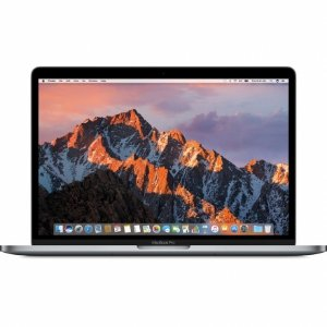 "NOTEBOOK APPLE MACBOOK PRO MPXT2LL/A I5-2.3/8/256/13"" (2017) CINZA"