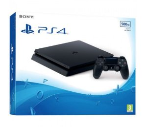 CONSOLE SONY PLAYSTATION 4 SLIM 500GB MODELO 2106A