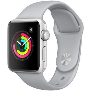 "Apple Watch série3 38""sport Band silver"